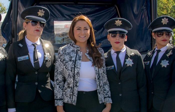 Alistan implementación de la Policía Rosa en el municipio de Aguascalientes
