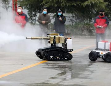 El COVID-19 es una llamada de advertencia: los robots deben utilizarse para combatir las pandemias