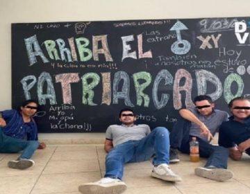 Desaprueba rector de la U. Cuauhtémoc broma de estudiantes por #9M