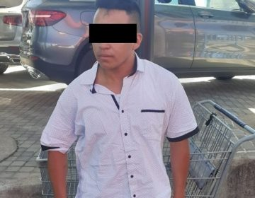 Cae otro asaltante de cuentahabientes en Aguascalientes