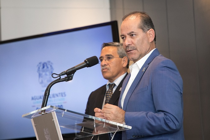 Hospitales y centros de salud seguirán a cargo de gobierno de Aguascalientes