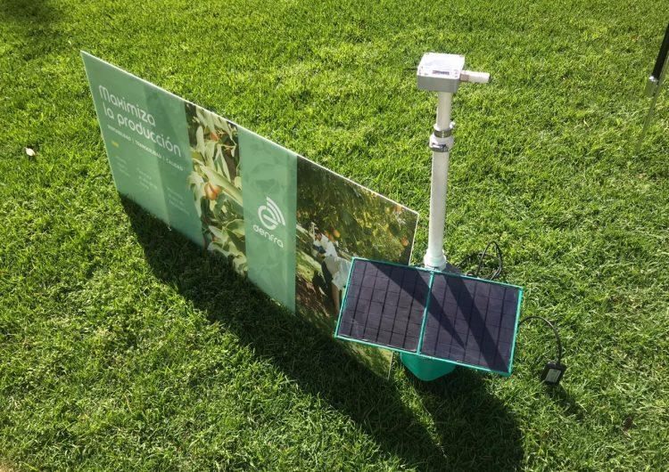 Lanzan plataforma de monitoreo agrícola