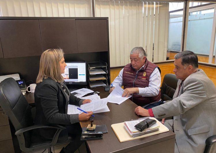 Denuncian penalmente a Brenda Ruacho de Vega