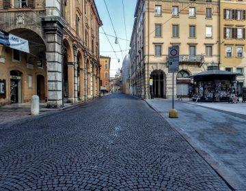 """""""No hay otra forma de luchar contra el coronavirus"""": así vive un médico el aislamiento en Italia"""