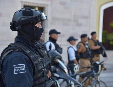 Se integran 10 elementos más a la policía municipal de Jesús María