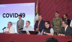 COVID-19| 16 muertos y 848 casos confirmados en México