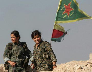 Las mujeres kurdas que lucharon para derrotar al Estado Islámico en Siria