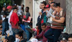 México suspende trámites de petición de asilo por el coronavirus