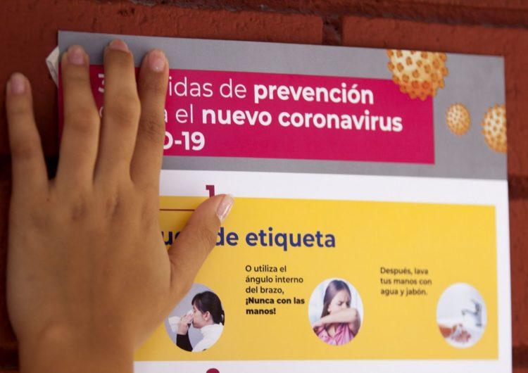 México decreta un mes de vacaciones en escuelas para evitar contagios de coronavirus