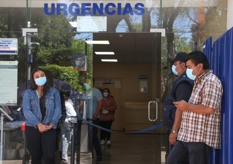 Muere la primera persona en México por COVID-19