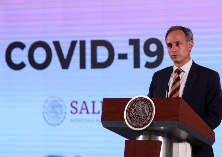 México tiene 82 casos confirmados de COVID-19; hay 171 sospechosos