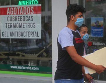 México llega a los 118 casos de coronavirus; hay 314 sospechosos