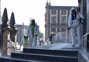 Cuatro personas han muerto por coronavirus en México; hay 367 casos