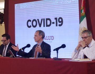 COVID-19 | Ocho muertos y 585 casos confirmados en México