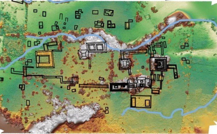 Localizan en México la capital perdida de un antiguo reino maya