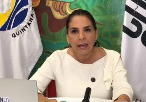 Mara Lezama anuncia medidas para apoyar a los comerciantes de Cancún