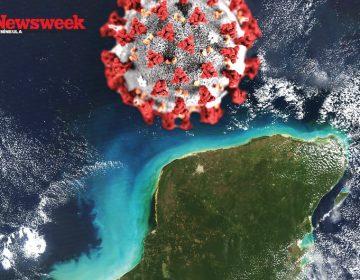 8 casos de COVID-19 en la Península de Yucatán