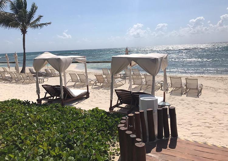 Baja ocupación hotelera en Cancún, industria turística en crisis laboral