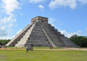 Transmiten por Facebook desde Chichén Itzá, el descenso de Kukulkán