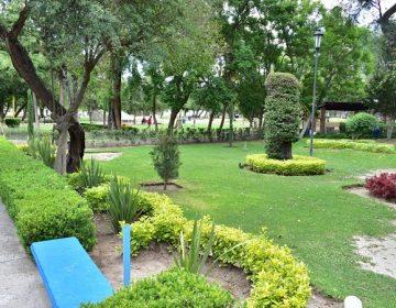También cerrarán parques públicos de Aguascalientes