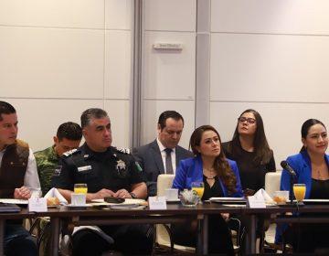 Participa municipio de Aguascalientes en mesa de coordinación de seguridad
