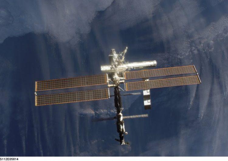 ¿El espacio es el lugar más seguro para protegerse del coronavirus?