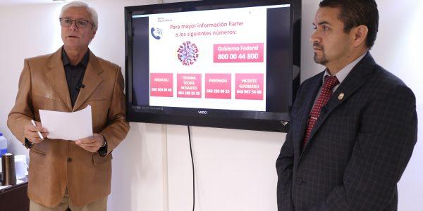 BC suma 5 personas contagiadas de Coronavirus
