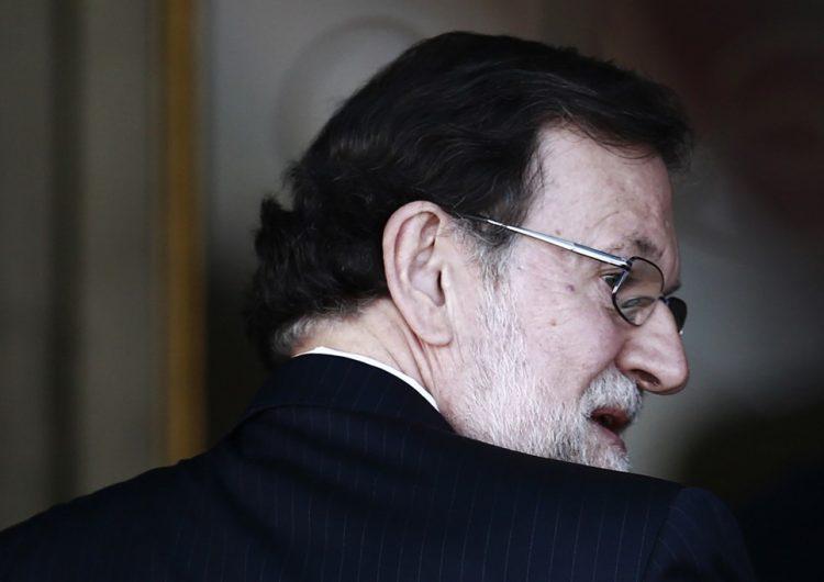 La Policía de España propone sanción para el expresidente Mariano Rajoy por romper la cuarentena