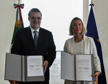México y la Unión Europea concluyen  modernización de su tratado de libre comercio