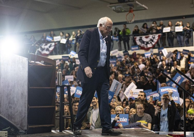 Bernie Sanders suspende campaña y deja a Joe Biden el camino libre de la candidatura demócrata