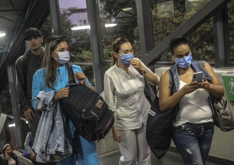 Colombia cierra fronteras con Venezuela y restringe accesos de Europa y Asia por pandemia