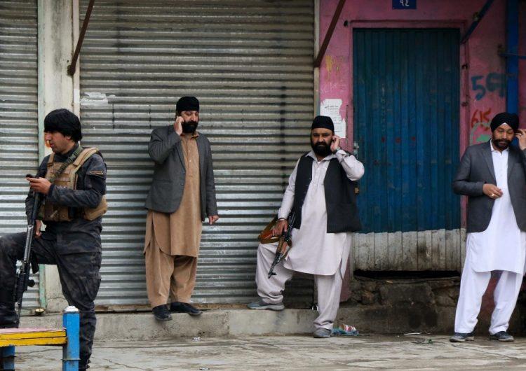 El gobierno de Afganistán inicia el proceso de liberación de presos talibán