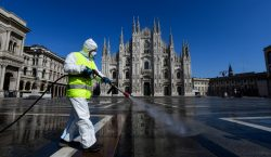 Italia inyectará 400,000 millones de euros a las empresas afectadas…