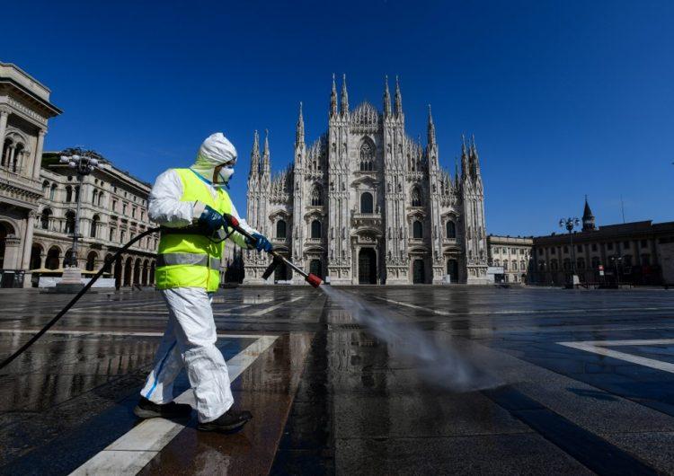Italia inyectará 400,000 millones de euros a las empresas afectadas por pandemia