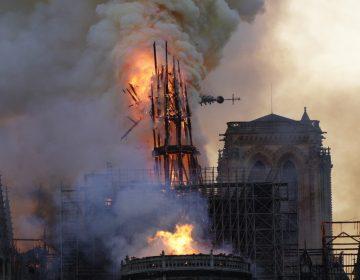 Aún sin respuestas sobre el origen del incendio de Notre Dame