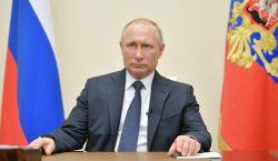 Putin declara un mes de asueto para frenar los contagios…