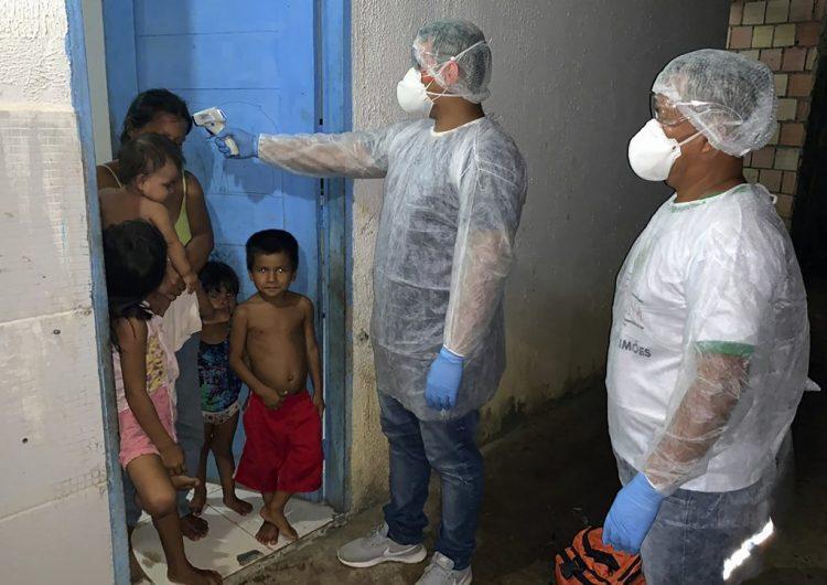 Muere un adolescente indígena yanomami con coronavirus en Brasil