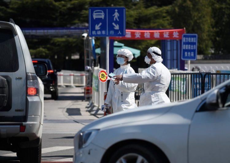 Un hombre de 29 años, es la primera persona en ser encarcelada por violar la cuarentena en China