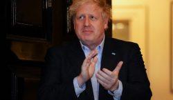 Boris Johnson empeora por COVID-19 y es trasladado a terapia…