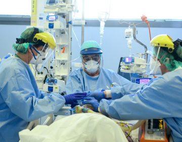 En Italia, un rayo de esperanza por el descenso de pacientes en cuidados intensivos