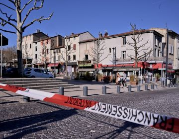 Dos muertos en un ataque con cuchillo en el sureste de Francia