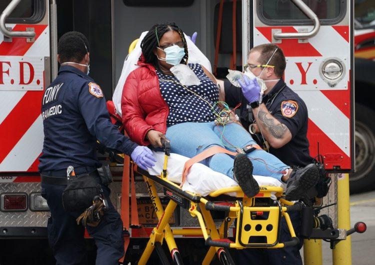 ¿Las personas de color son más vulnerables a morir por COVID-19 en EU?