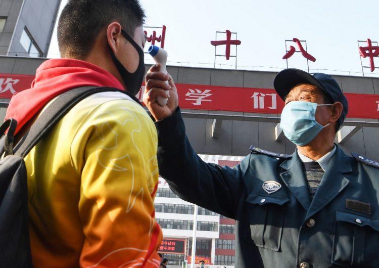 China no registra muertes durante un día, la primera vez desde el inicio de la pandemia