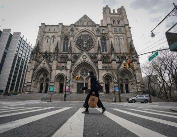 Catedral en Nueva York se convierte en hospital de campaña