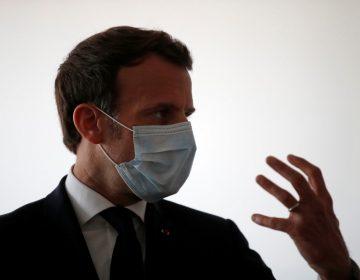 Francia se acerca a los 15,000 muertos y extiende el periodo de confinamiento hasta mayo