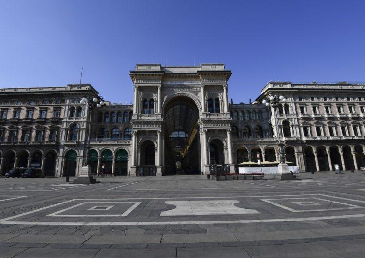 Gobierno italiano extiende las medidas de aislamiento hasta mayo