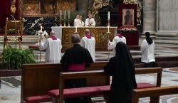 El coronavirus golpea la conmemoración de Semana Santa en España…