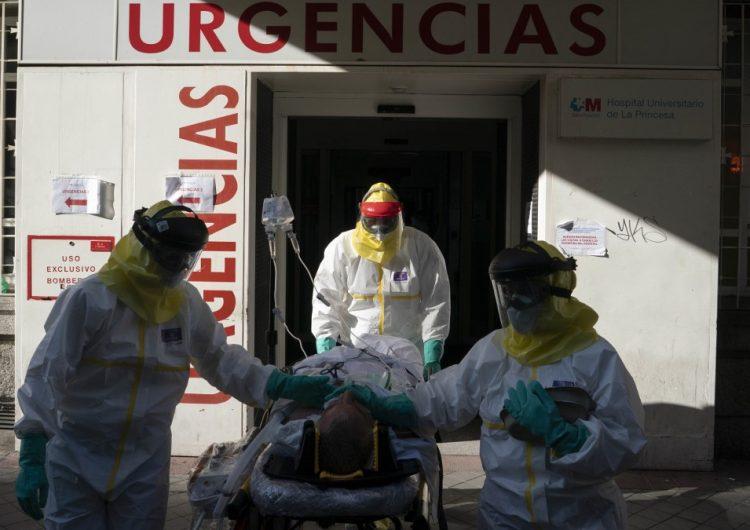 España registra la menor cifra diaria de muertos por coronavirus desde el 24 de marzo