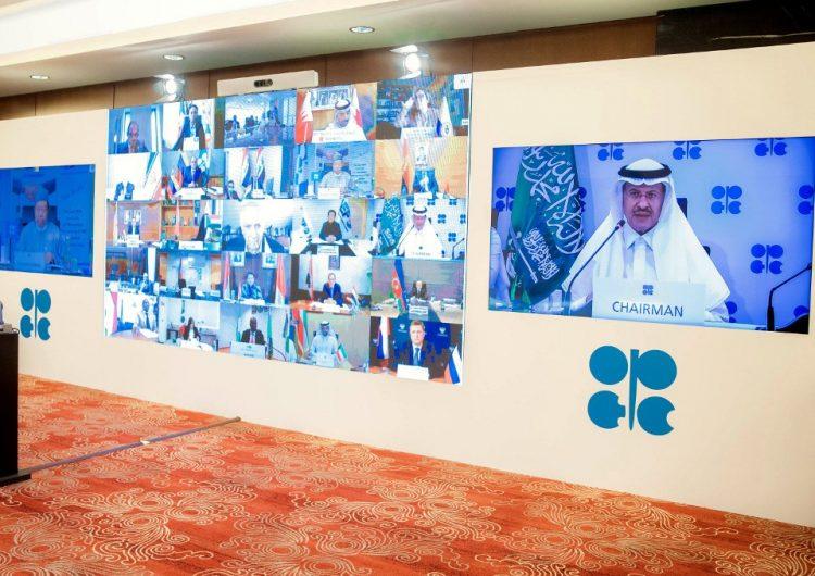 Ministros del G20 no llegan a acuerdo sobre cortes en producción de petróleo