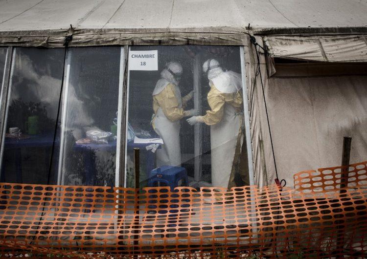 Reunión del comité de emergencia de la OMS sobre ébola en la RD Congo